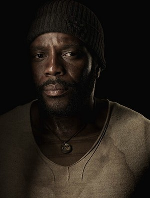 Season 4 Cast Portrait - Tyreese