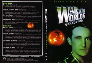 Season One DVD covers