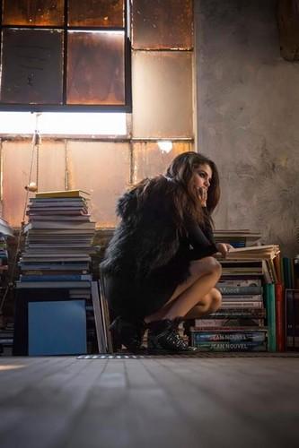 Selena Gomez photshoot