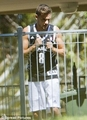 September 24th - Liam Working Out - liam-payne photo