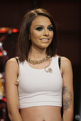 Cher Lloyd wallpaper called September 24th - The Tonight Show With Jay Leno