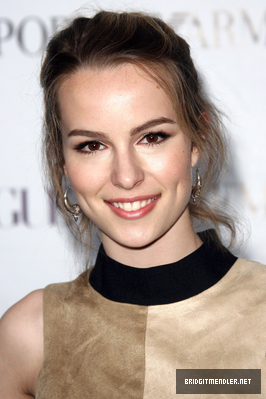 September 27 - Bridgit Attends The 11th Annual Teen Vogue Young Hollywood Party