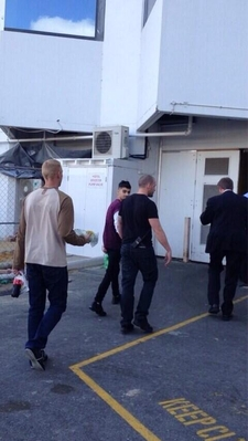 September 28th - Zayn Out in Perth, Australia