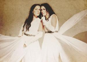 Sharon and Tarja