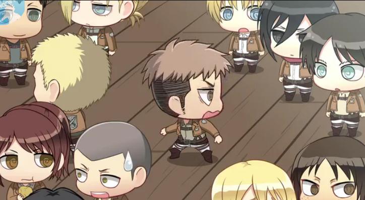 Shingeki No Kyojin Special
