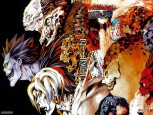 Shinigami of Death Note