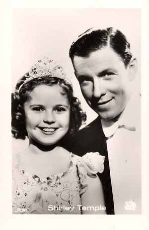 Shirley Temple & George Murphy