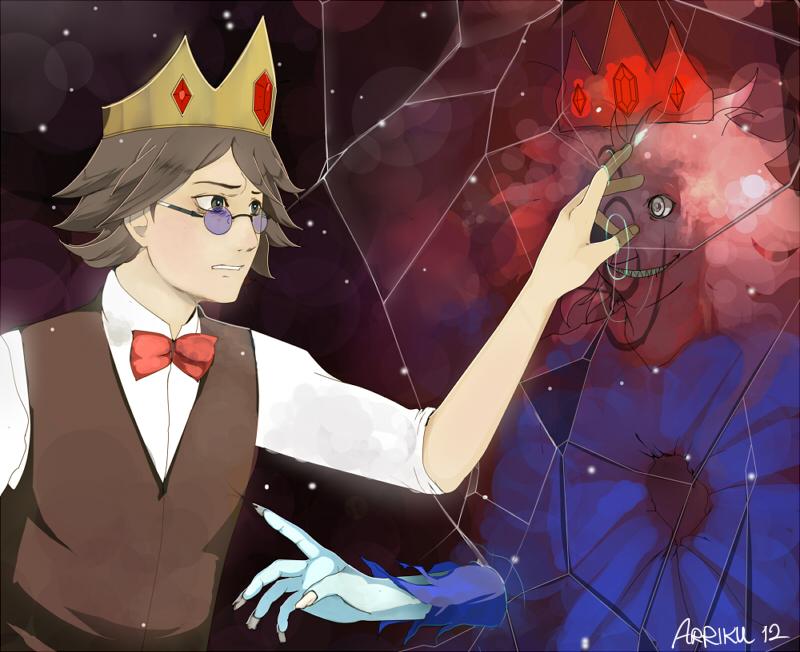 Simon and Ice King