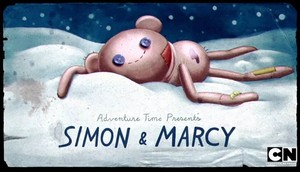 Simon and Marcy Titel Card