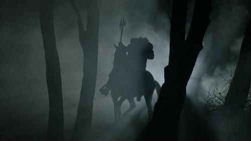 Sleepy Hollow (TV Series) karatasi la kupamba ukuta entitled Sleepy Hollow Opening Credits