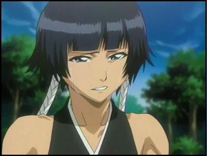 Soi Fong from Bleach <3