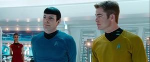 তারকা Trek: Into Darkness (2013)