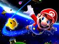 Super Mario Galaxy - video-games photo