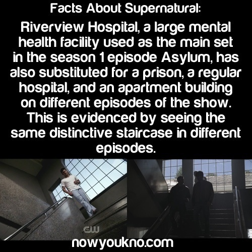 Supernatural Facts - S...