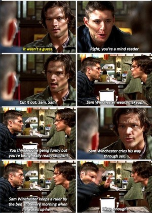 supernatural Funny