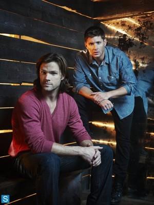 Supernatural Season 9 - Cast Pics