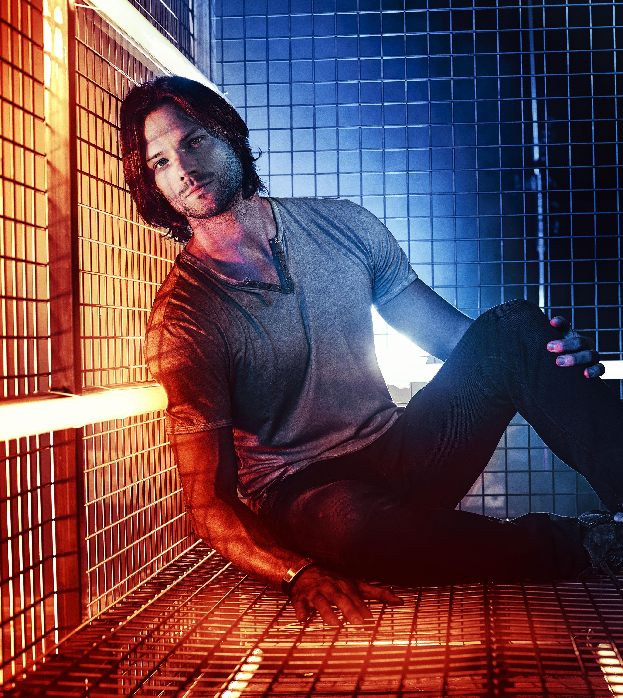 Jared Padalecki Supernatural season 9 HQSupernatural Crowley Iphone Wallpaper