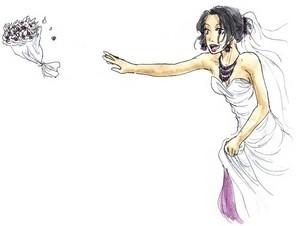 cygne Queen Wedding