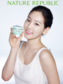 Taeyeon for Nature Republic