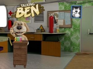 Talking Ben!