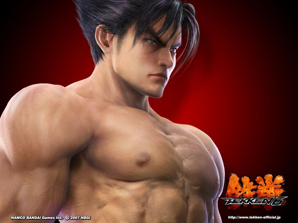 Tekken 6 Jin Kazama Jin Kazama Photo 35663717 Fanpop