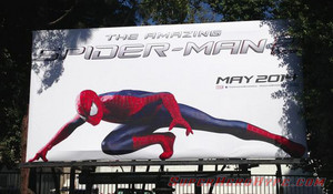 The Amazing Spider-Man 2 - Billboard