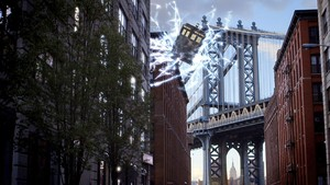 The Bidadari Take Manhattan