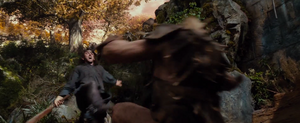 The Hobbit: The Desolation of Smaug Trailer #2 screencaps