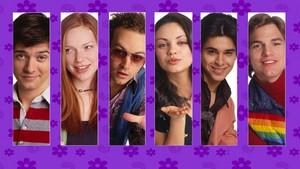 The Main Teens of That's 70's Показать