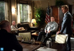 The Mentalist - Episode 6.02 - Black-Winged Redbird - Promotional चित्रो