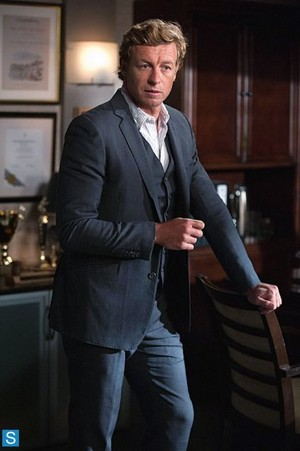 The Mentalist - Episode 6.02 - Black-Winged Redbird - Promotional تصاویر