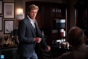 The Mentalist - Episode 6.02 - Black-Winged Redbird - Promotional foto-foto