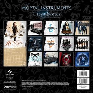 The Mortal Instruments:City of Bones Calendar