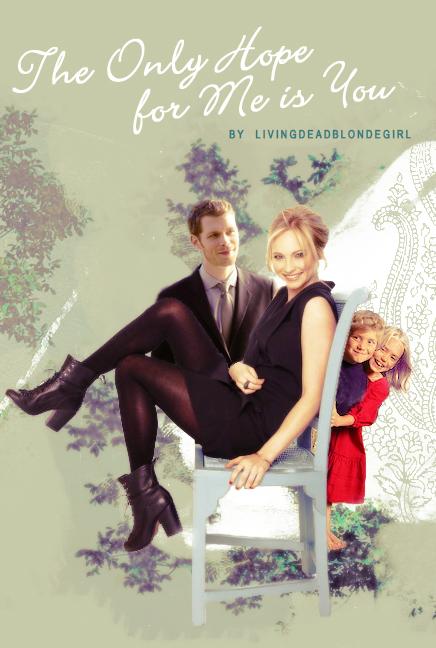 The Only Hope for Me is You - Klaus & Caroline Fan Art
