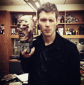 The Originals Behind The Scenes Season 1 - joseph-morgan photo