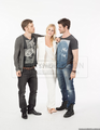 The Originals cast - EW Comic con Photoshoot 2013 - the-originals-tv-show photo