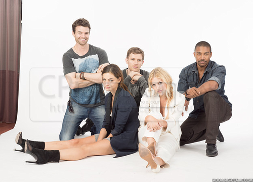 The Originals wallpaper called The Originals cast - EW Comic con Photoshoot 2013