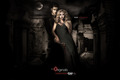 The Originals  - klaus-and-caroline fan art