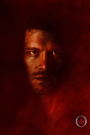 The Originals - new blood-stained character posters