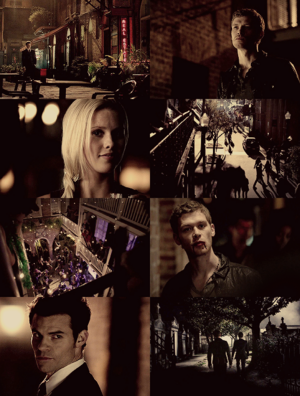 The Originals pilot
