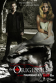 The Originals poster Klaroline style.