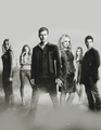 The Originals poster Klaroline style - the-originals-tv-show fan art