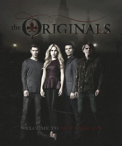 The Originals Hintergrund containing a konzert entitled The Originals poster Kol style