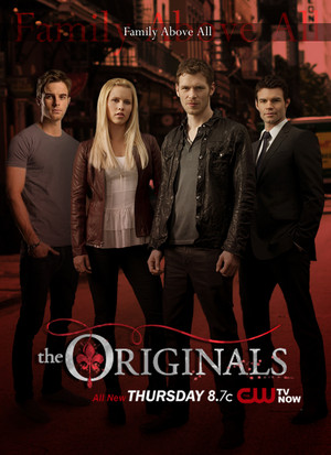 The Originals poster Kol style