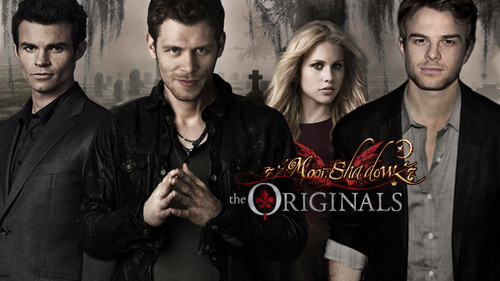 The Originals wallpaper titled The Originals w/ Kol Mikaelson