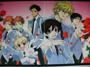 The Ouran Host Club.