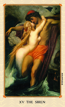The Siren: Tarot of Delphi