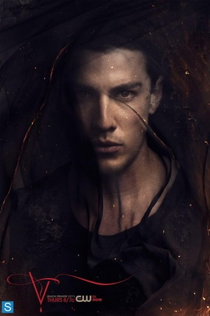 The Vampire Diaries - Season 5 - New Promotional Poster - Tyler Lockwood