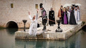 The 吸血鬼 of Venice