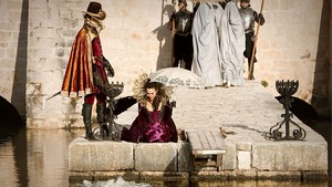 The 뱀파이어 of Venice
